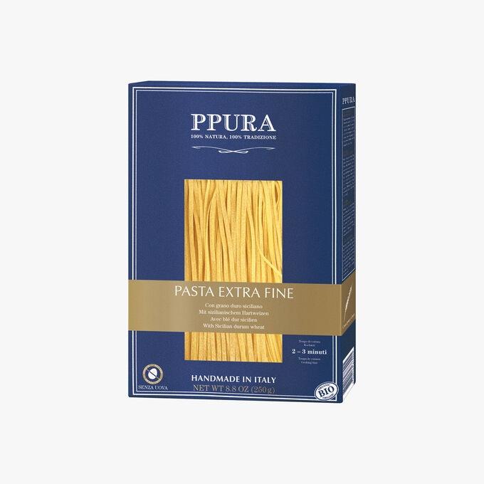 Pâtes de blé dur de Sicile Ppura
