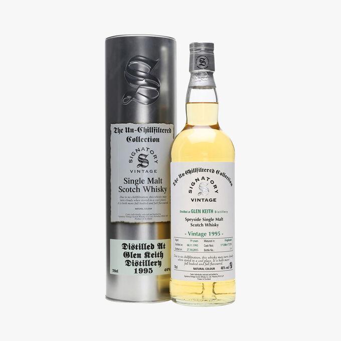 Whisky Glen Keith 1995, Signatory Vintage Glen Keith