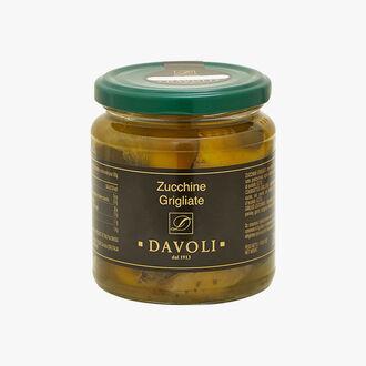 Zucchine grigliate - Grilled Courgettes Davoli