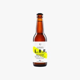 Blond beer La Brasserie Fondamentale