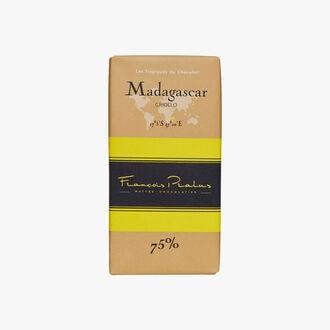 Tablette Madagascar 75% Pralus