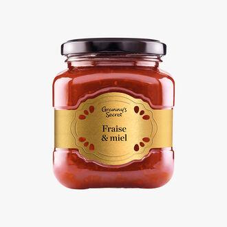 Fruit delight & honey - Strawberry and honey Granny's Secret