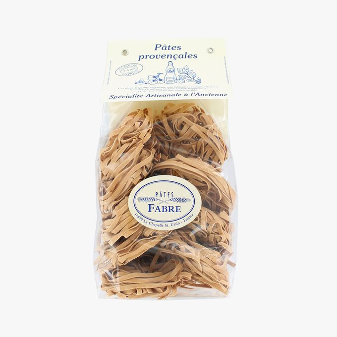 Pâtes Tagliatelle provençale Pâtes Fabre