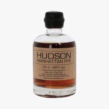 Whisky Hudson, Manhattan Rye Hudson