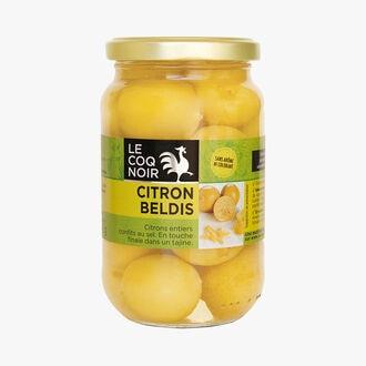 Citron beldis Le Coq Noir