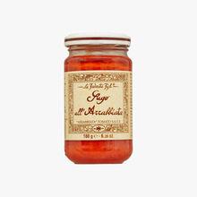 Sauce tomate Arrabbiata La Favorita