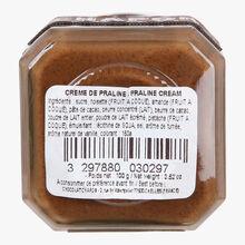 Crème de praliné Chapon