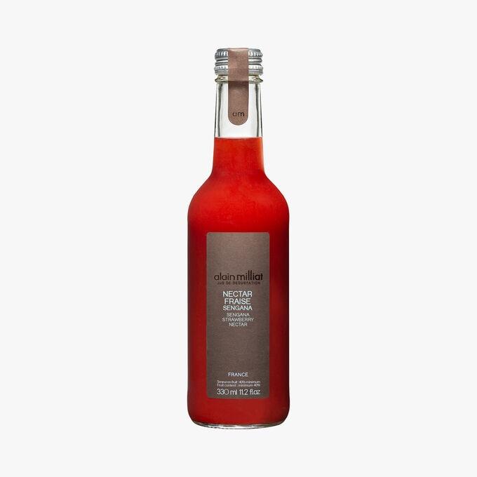 Nectar de fraise Alain Milliat