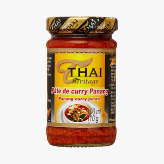 Panang curry paste Thaï Heritage