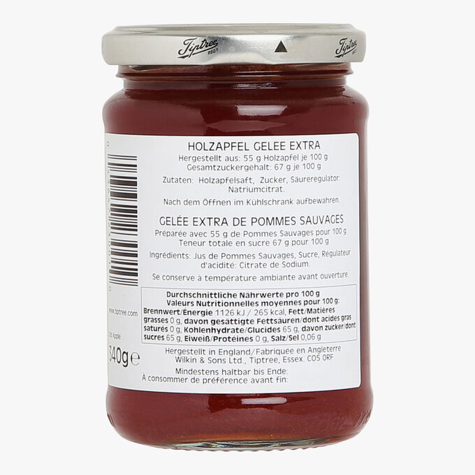 Gelée extra de pommes sauvages Wilkin & Sons