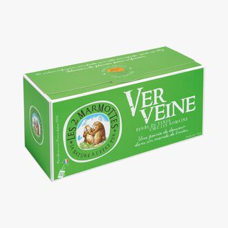 Verbena infusion Les 2 Marmottes