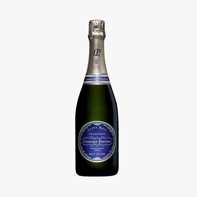 Champagne ultra brut Laurent-Perrier