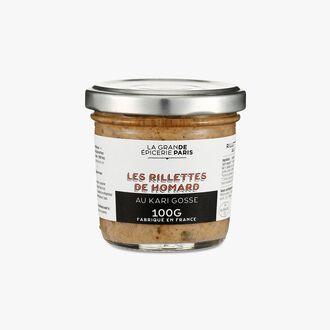Rillettes de homard au Kari Gosse La Grande Épicerie de Paris