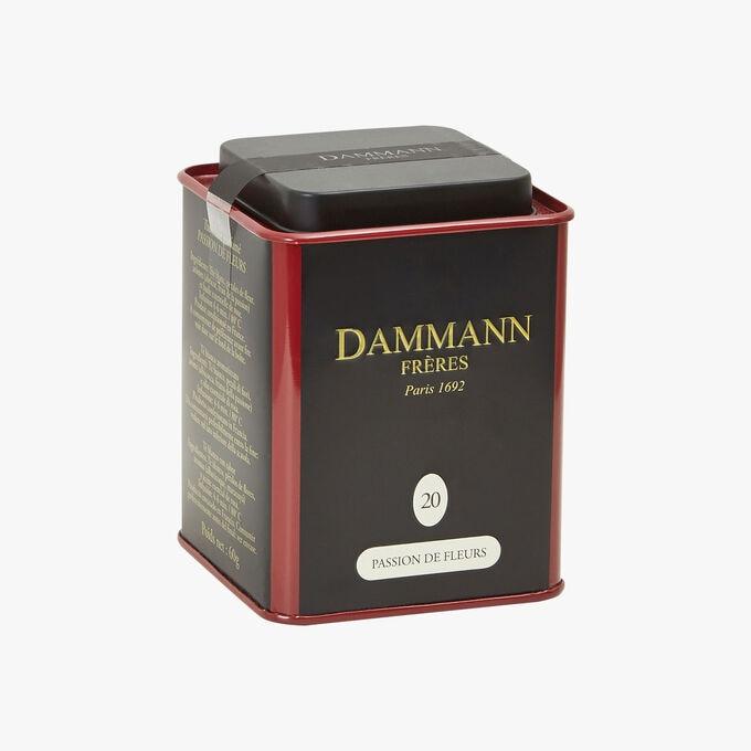 Thé blanc parfumé Passion de fleurs N° 20 Dammann Frères