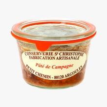 Pâté de campagne Conserverie Saint Christophe