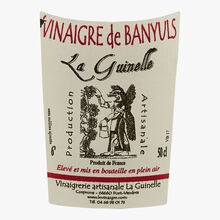 Banyuls Vinegar 6° acidity La Guinelle