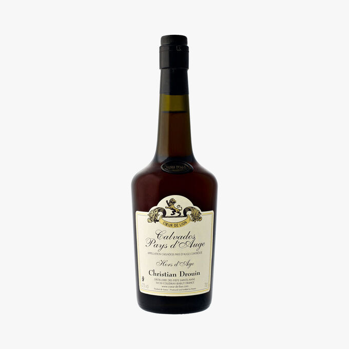 Calvados Hors d'Age, Christian Drouin Calvados