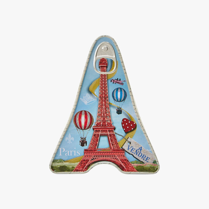 "Salted butter caramel - mini ""Eiffel Tower"" tin La Maison d'Armorine"