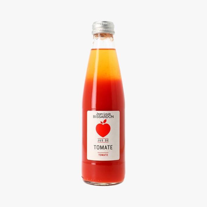 Jus de tomate Maison Bissardon