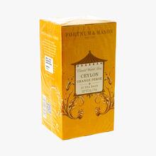 Ceylan Orange Pekoe - 25 sachets de thé Fortnum & Mason's