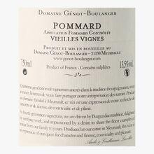 Domaine Génot-Boulanger, PDO Pommard, Vieilles Vignes, 2014 Domaine Génot-Boulanger