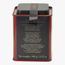 Thé Oolong parfumé Caramel au beurre salé - N° 445 Dammann Frères