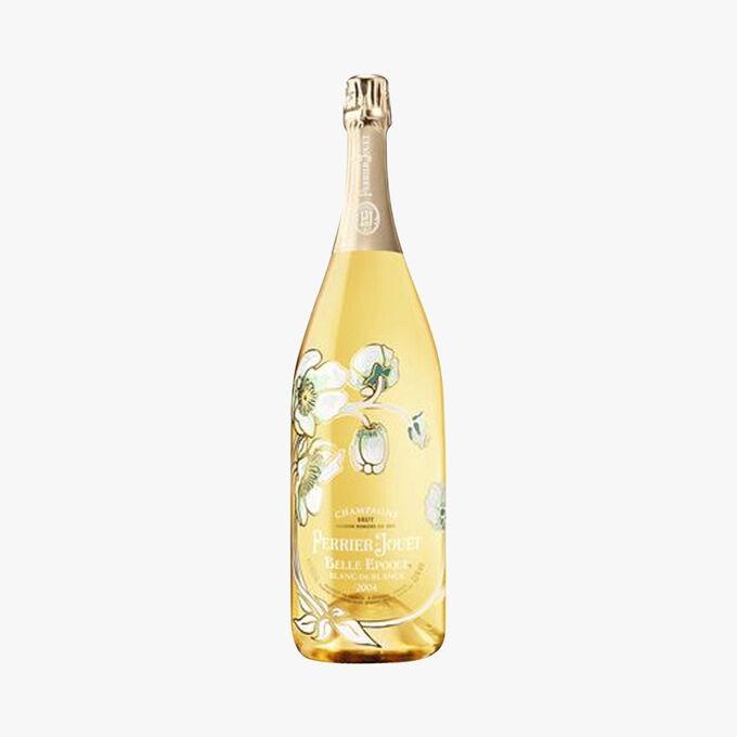 Champagne Perrier Jouët Belle Epoque Blanc de Blancs, avec coffret, 2004 Perrier Jouët
