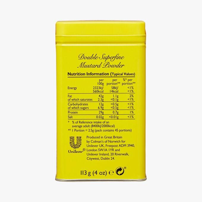 Powdered mustard Colman's