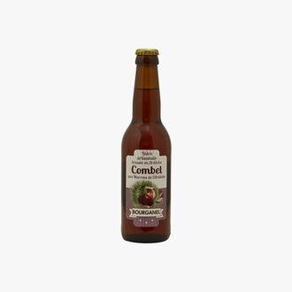 Bière artisanale brassée en Ardèche - Combel aux Marrons de l'Ardèche Brasserie Bourganel