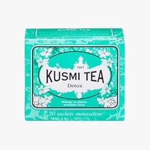 Détox boîte de 20 sachets Kusmi Tea