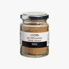 Le mélange foie gras La Grande Épicerie de Paris