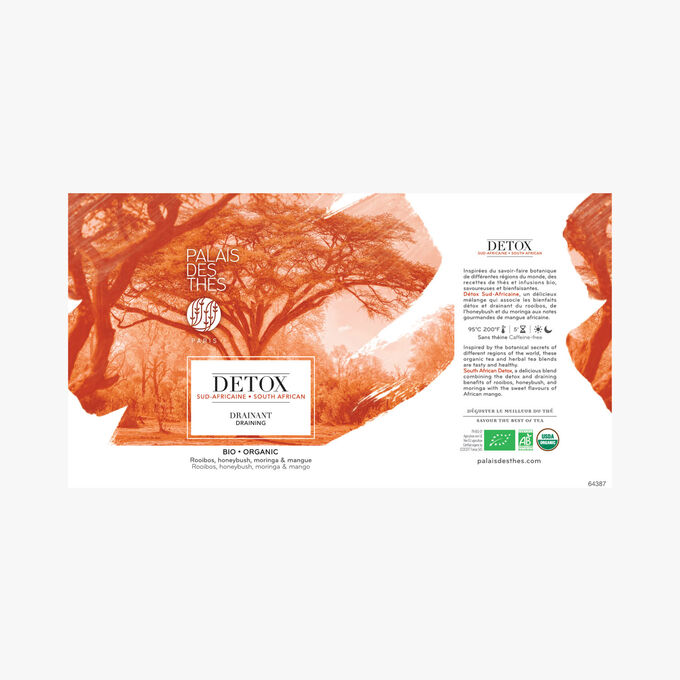 Organic South African Detox Tea Palais des Thés