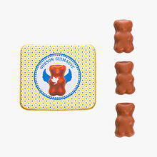 Mini me chocolate-covered marshmallow bears Sophie M