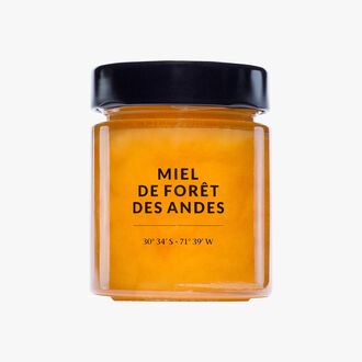Andes Forest Honey Miel Sauvage