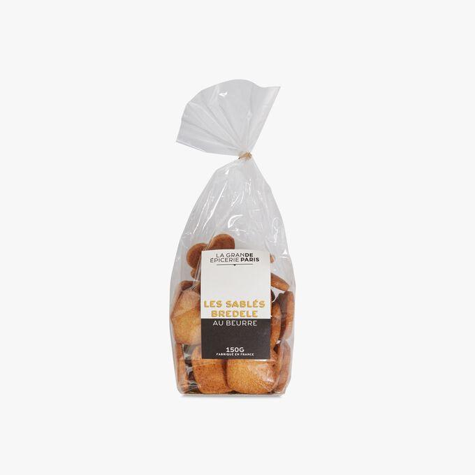 Les sablés Bredele au beurre La Grande Épicerie de Paris