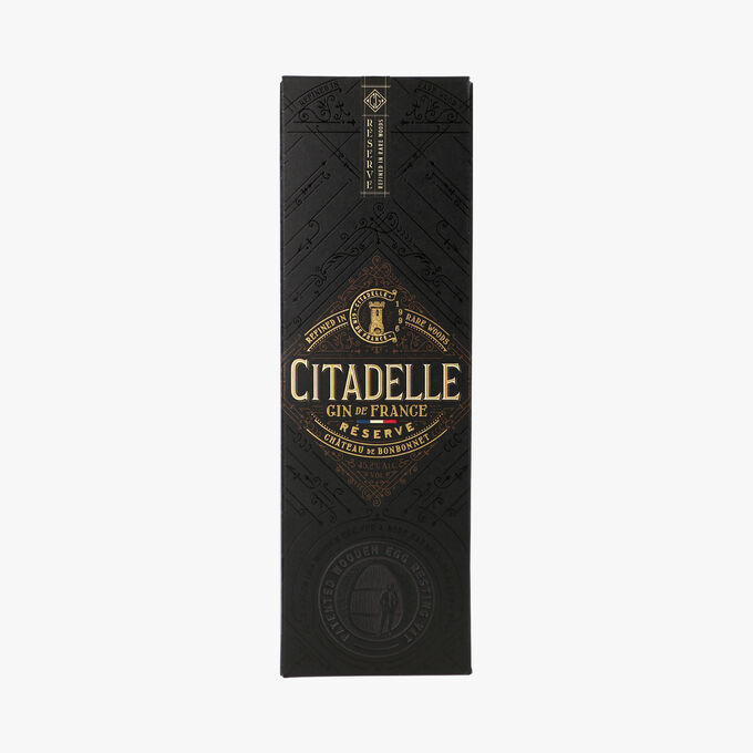 Citadelle Réserve 2017 Gin Citadelle