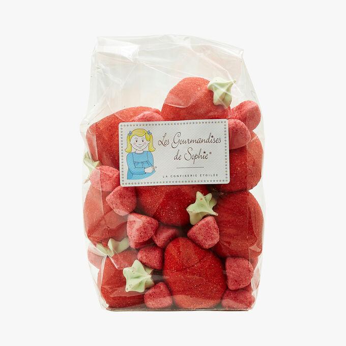 Strawberry duo mixture Les Gourmandises de Sophie
