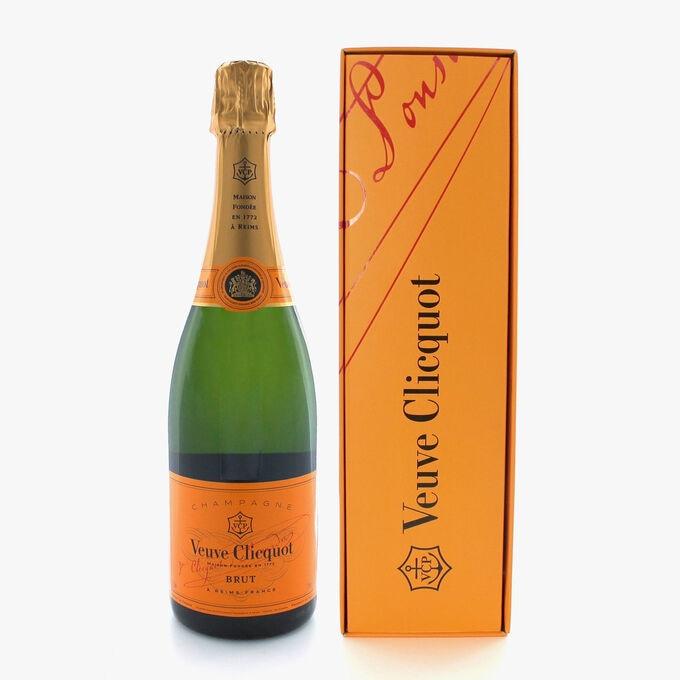 Champagne Veuve Clicquot Carte Jaune Brut Veuve Clicquot