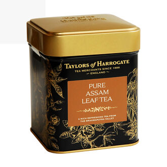 Pure Assam tea Taylor's of Harrogate