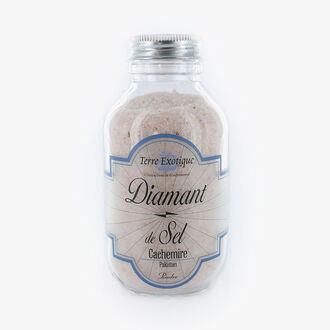 Cashmere salt diamonds Terre Exotique
