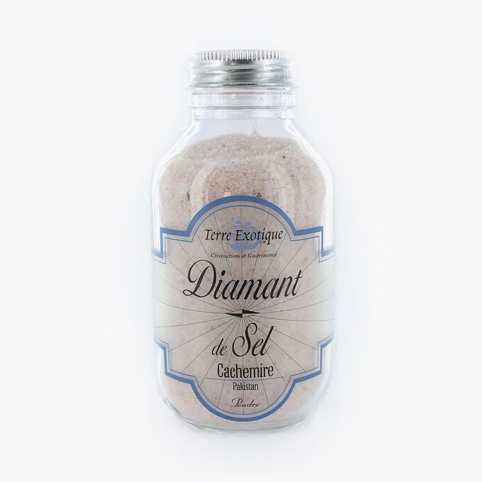 Diamant de sel cachemire Terre Exotique