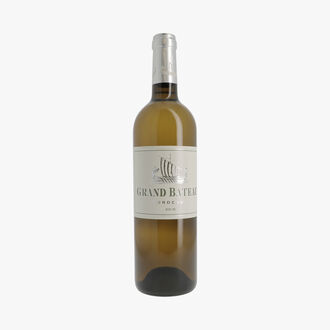 Bordeaux Blanc 2017   Grand Bateau