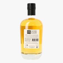 Whisky des Hautes Glaces, Moissons Single malt Distillerie des Hautes Glaces
