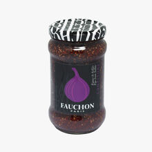 Solliès fig jam Fauchon