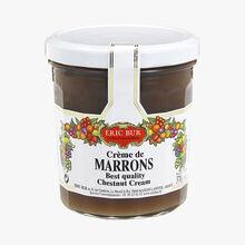 Crème de marrons Eric Bur