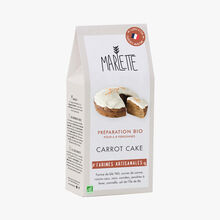 Organic mix for carrot cake Marlette