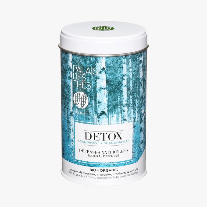 Organic Scandinavian Detox Tea Palais des Thés