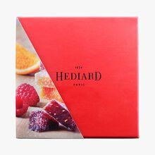 Assortment of 16 fruit jellies Hédiard