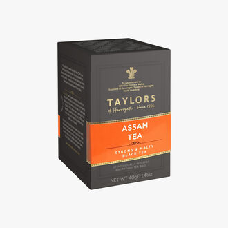 Assam tea, 20 bags Taylor's of Harrogate