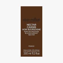 Noir de Bourgogne blackcurrant nectar Alain Milliat